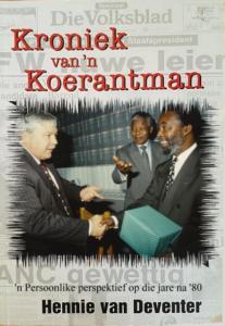 De Novo Boeke Kronieke voorblad