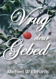 De Novo Books voorblad van Vrug deur Gebed