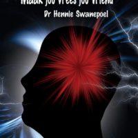 Vrees jou Vriend De Novo Boeke voorblad