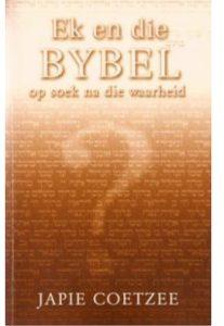 Ek en die Bybel